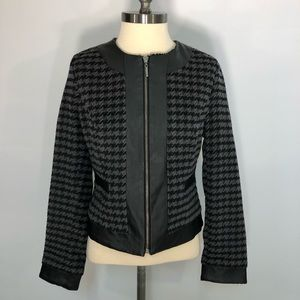 NWT For Cynthia Jacket Zipper Lined S